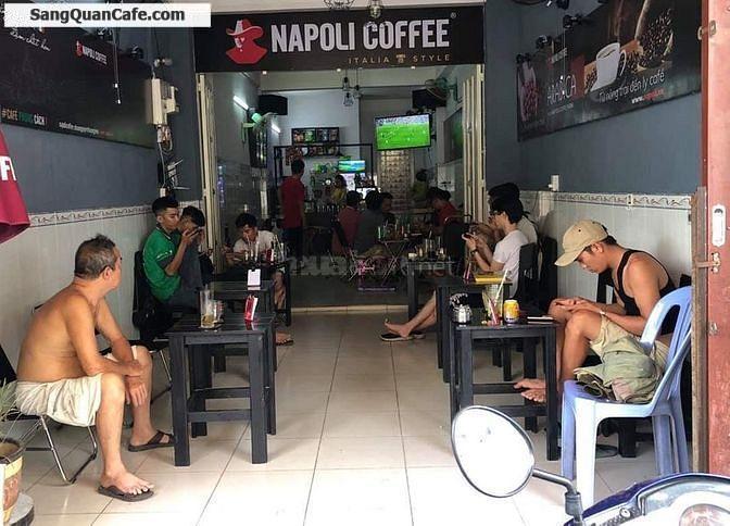 Sang quán cà phê nhượng quyền thương hiệu Caffee Napoli
