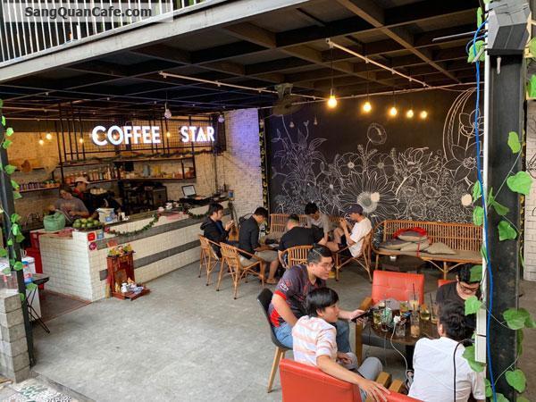 Sang quán cafe mặt bằng hơn 200m2