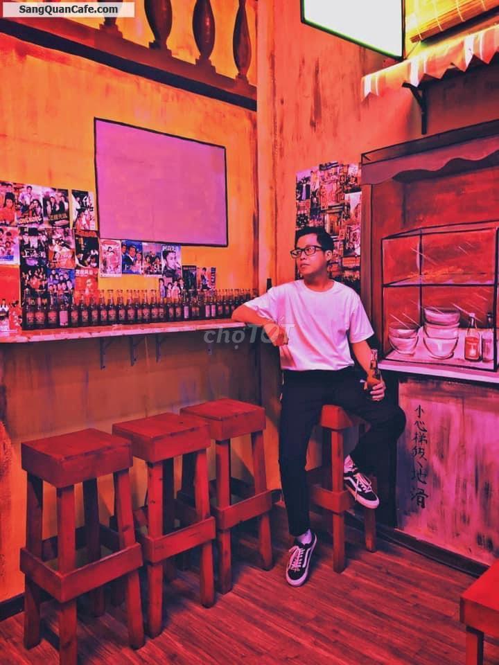Sang nhượng quán coffee beer ĐHSPKT