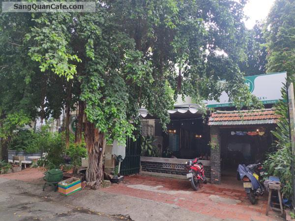 Sang quán cafe Phong Cách Gạch Sân Vườn Thủ Đức