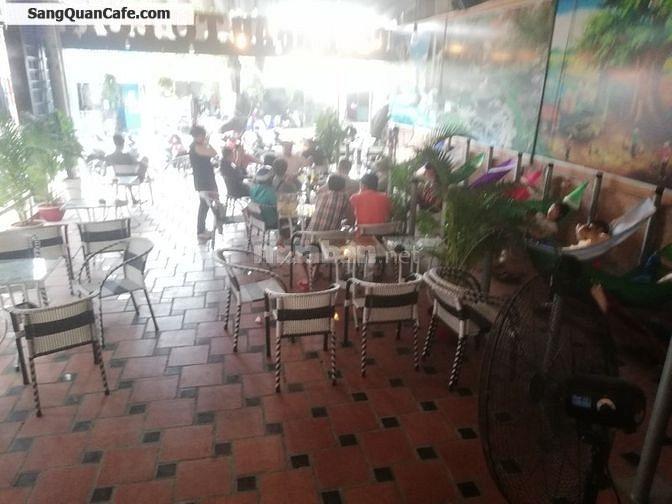 Sang quán cafe mặt tiền 575 Tân Kỳ Tân Quý, P. Tân Quý, Q. Tân Phú