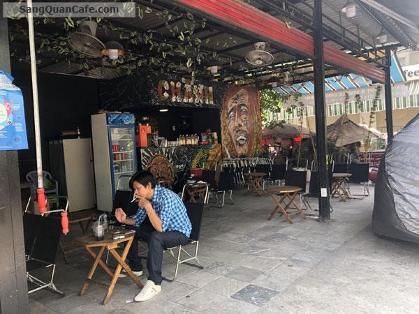 Sang quán cafe 2 mặt tiền Hòa Hảo, quận 10