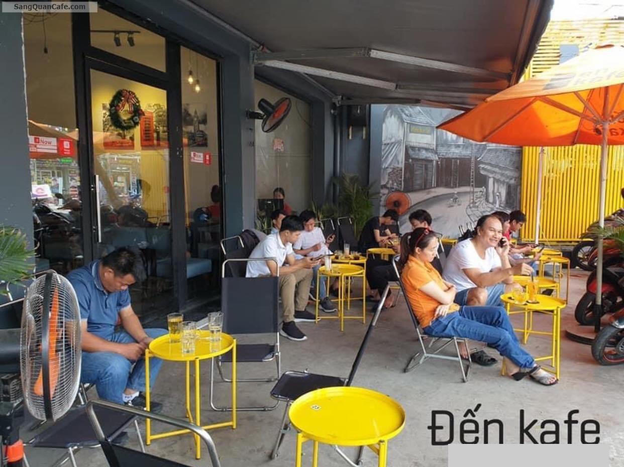 Cần sang gấp quán cafe 102m2