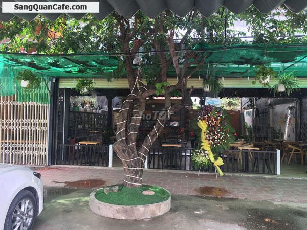 Sang quán Cosy Coffee 15m x 50m, gồm 1 trệt, 1 lầu