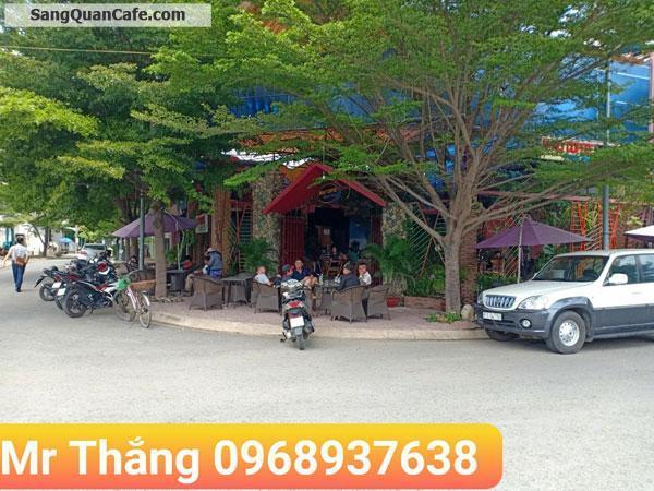 Sang quán Cafe Góc 2 Mặt tiền DT: 216m2