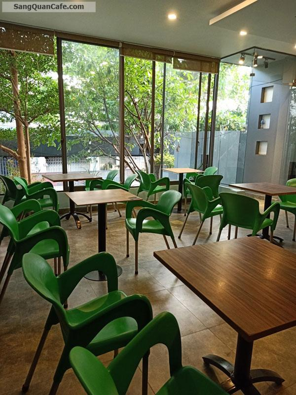 Sang quán cafe kinh doanh cực đông khách