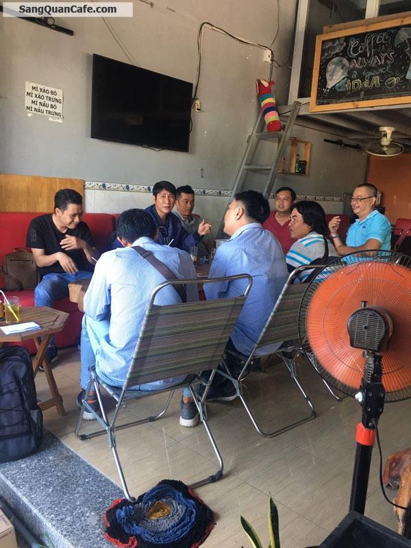 Mình cần sang lại quán cafe quận Bình Tân