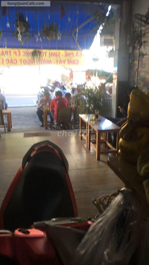 Sang Quán Cafe gần Bệnh viện quận 8