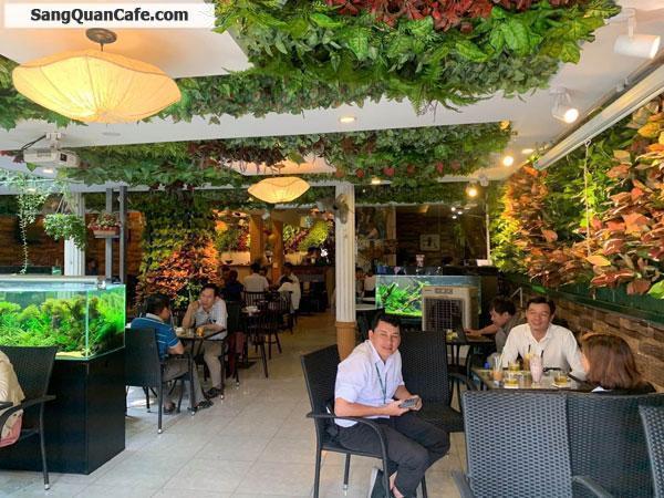 Sang quán cafe cơm văn phòng khu cx Bắc Hải 12m x 30m