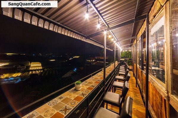 Sang quán Cafe gỗ Vintage tại Đà Lạt