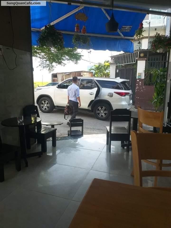 Sang quán Cafe 2 mặt tiền giá rẻ quận Bình Tân