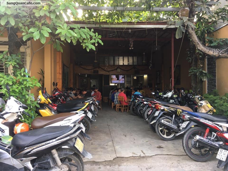 Sang quán coffee hoạt động đã hơn 5 năm