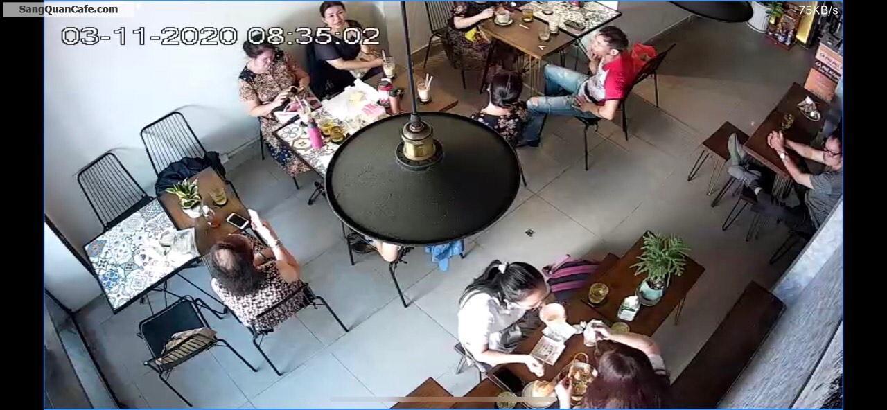 Sang quán cafe mới hoạt động trung tâm quận 2