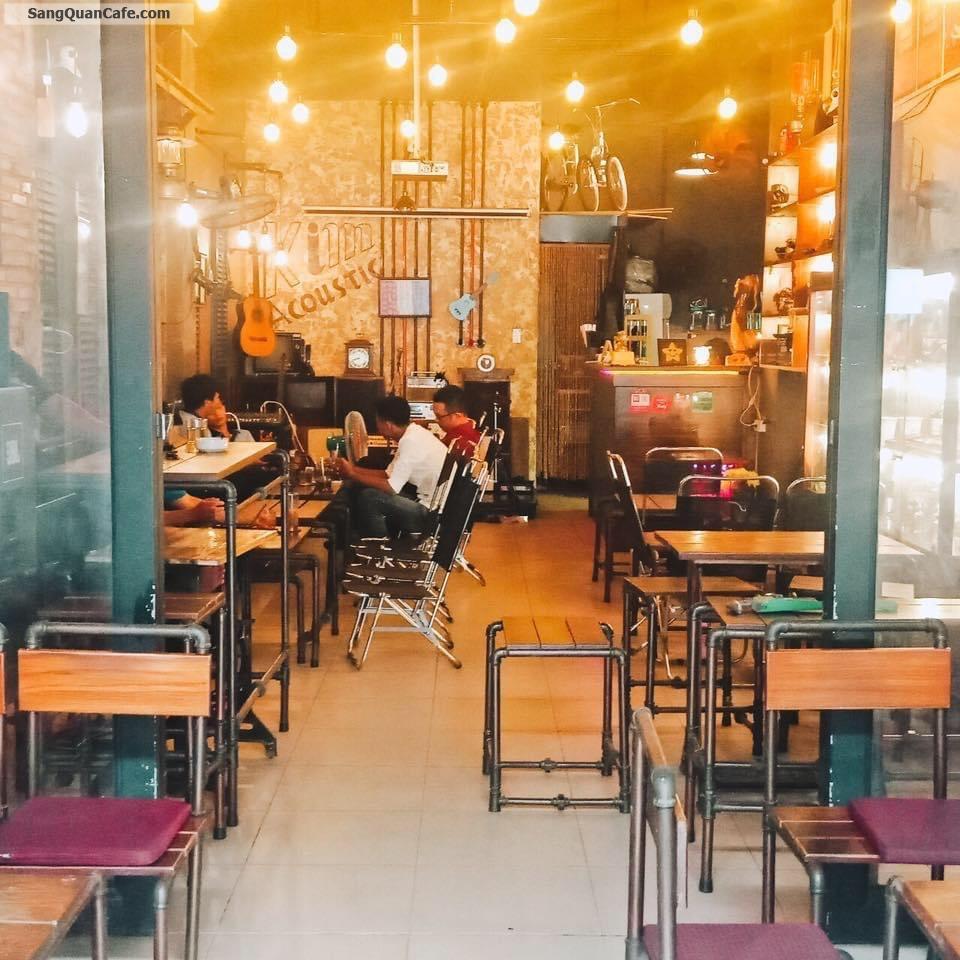 Cần sang quán cafe Acoustic không gian cổ