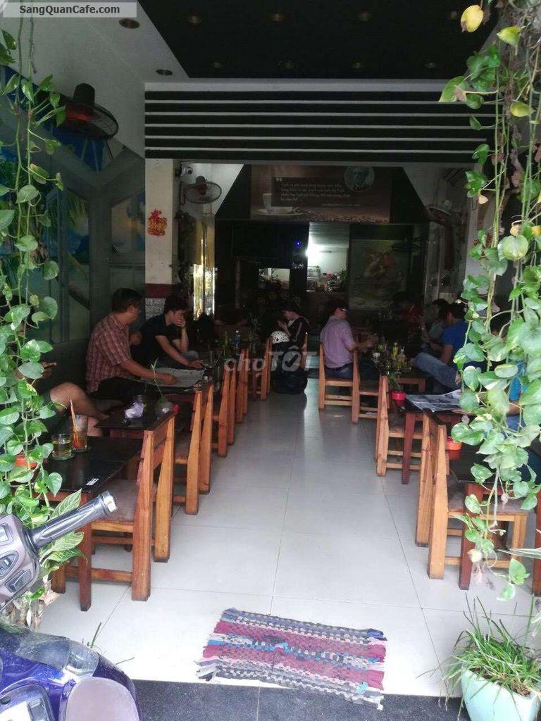 Sang lại quán cafe vị trí đẹp 344 Bắc Hải, P.6, Tân Bình