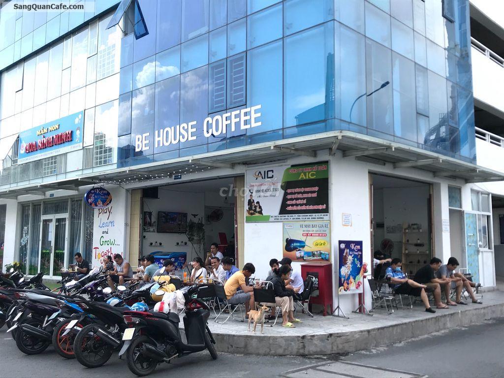 Sang Quán Coffee & Tea (Violet Tower ) 180m2