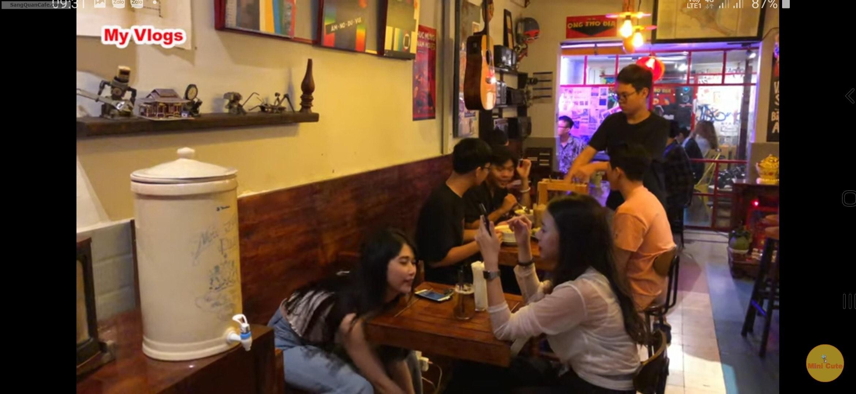 Sang quán hẻm ÔNG THỔ ĐỊA cafe, ăn vặt, quán ăn và quán nhậu