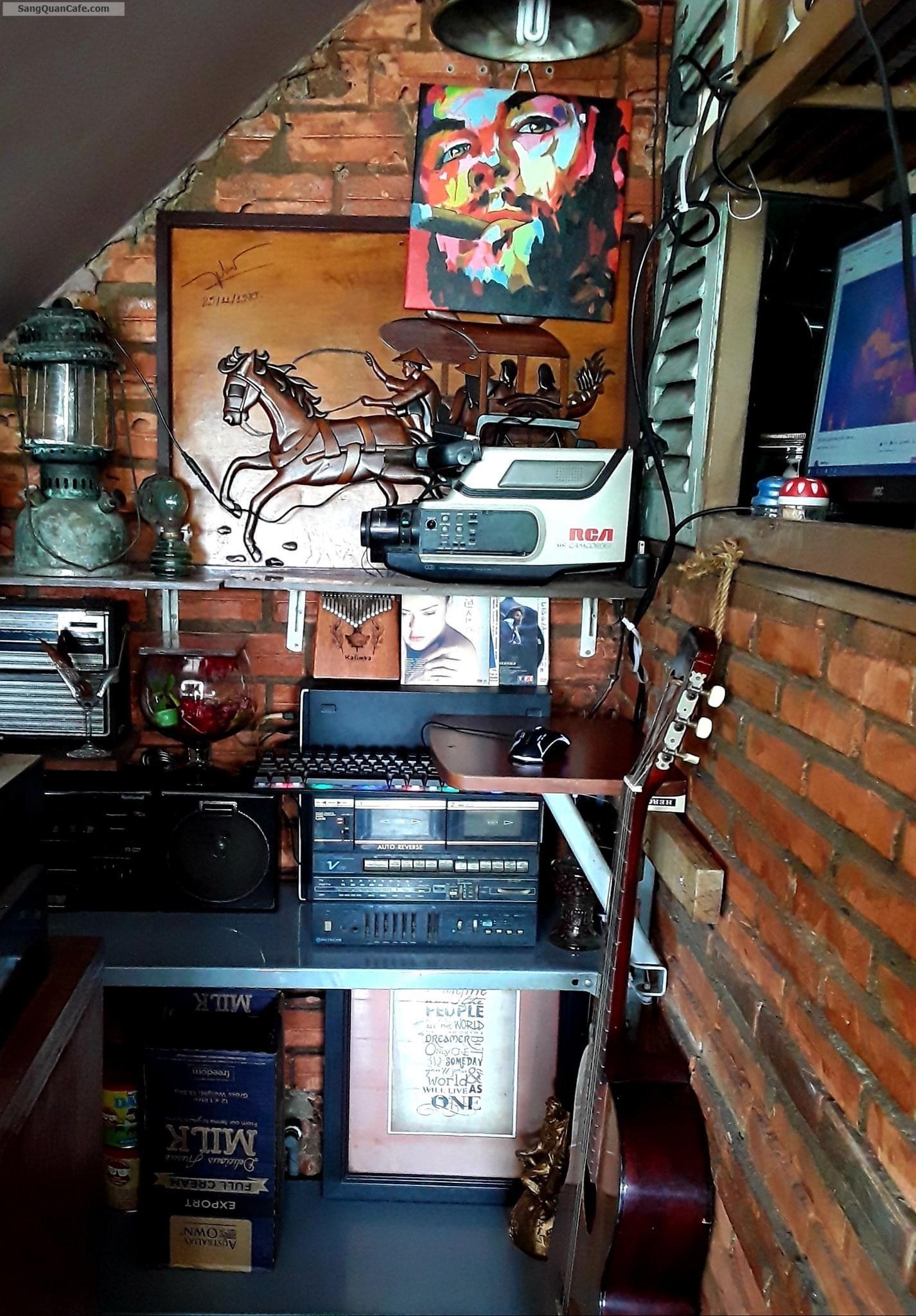 Sang Lại Quán Cafe hoạt động lâu năm