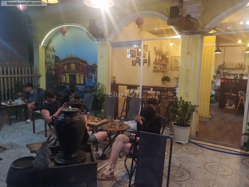 Sang quán cà phê đang hoạt động tốt Tân phú