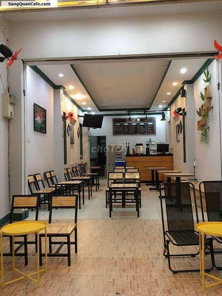 Sang quán cafe đang kinh doanh đông khách