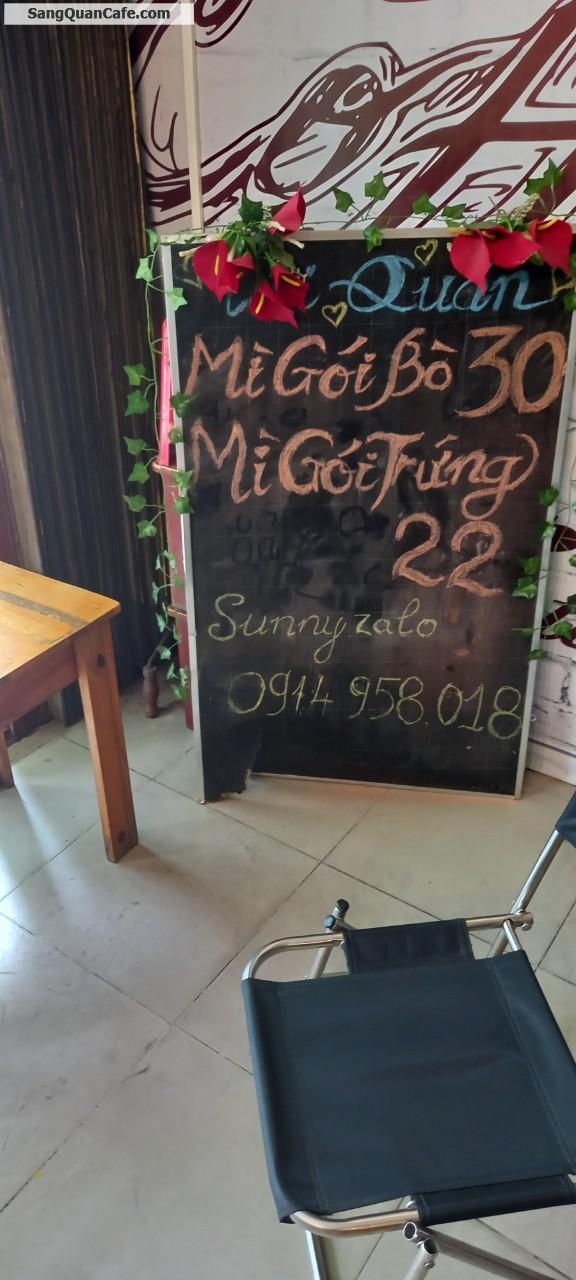 Sang quán cafe cực rẻ tại Lý Thường Kiệt, Tân Bình