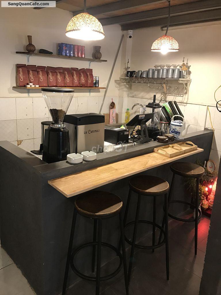 Cho thuê hoặc sang nhượng quán coffee