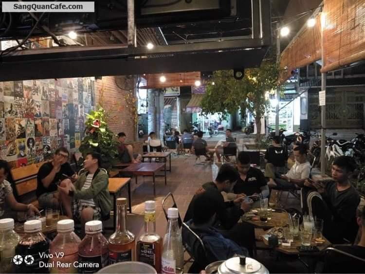 Cần sang quán cafe/>50m2, Giá thuê MB 7 triệu, đã cọc 2 tháng.