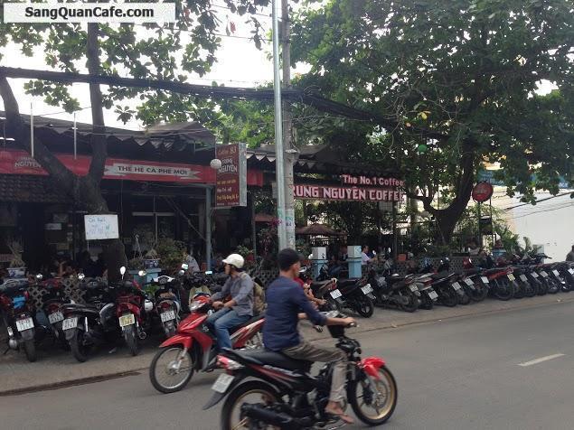 Sang Quán cafe Trung Nguyên số 109 Lê Lợi, P.4, Gò Vấp