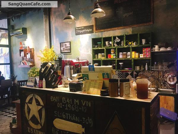 Sang Cafe - Game Máy Lạnh Vintage