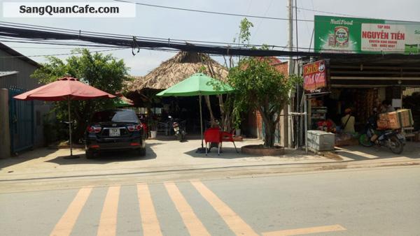 Sang quán Cafe Sân Vườn Quận 12