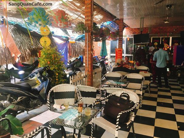 ang quán Cafe Chòi Võng,  vị trí đẹp 12m x 20m