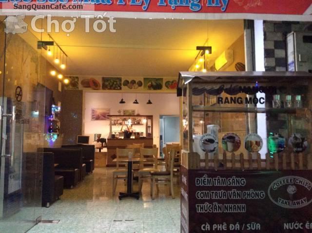 Bận Việc Đột Xuất Cần Sang Gấp Quán Cafe Mới