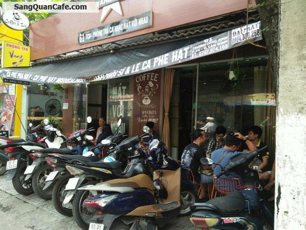 Bận việc gia đình nên sang lại quán Cafe