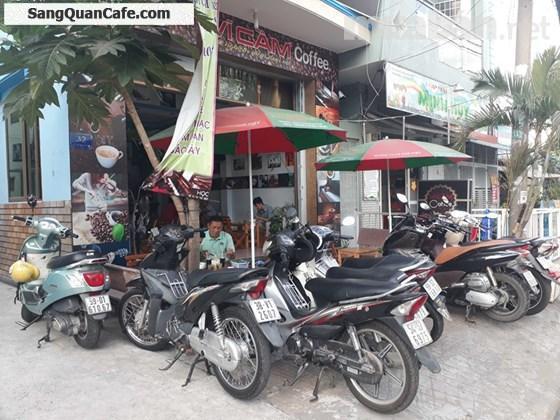Sang lại quán cafe quận Tân Phú