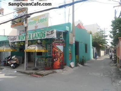 Cần sang quán Cafe quận Gò Vấp