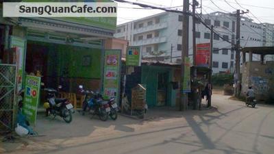 Cần sang quán cafe tại quận 12