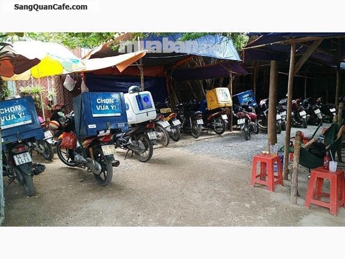 Cafe Huyền Thoại, địa thế đệp, diện tích rộng