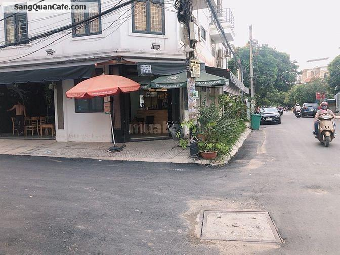 Sang nhượng quán cafe góc 2 mặt tiền vị trí đẹp.
