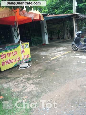 Cần bán quán cà phê hai mặt tiền Nguyễn Thị Rành