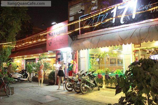 Cần chuyển nhượng quán Cafe mặt phố Thái Hà