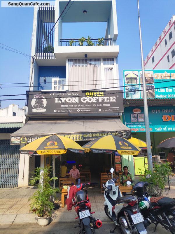 Cần sang cafe Mặt tiền Phạm Văn Bạch