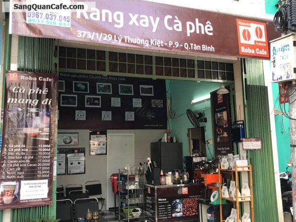Cần sang gấp Chi nhánh 2 của Roba Cafe ngay góc ngã ba
