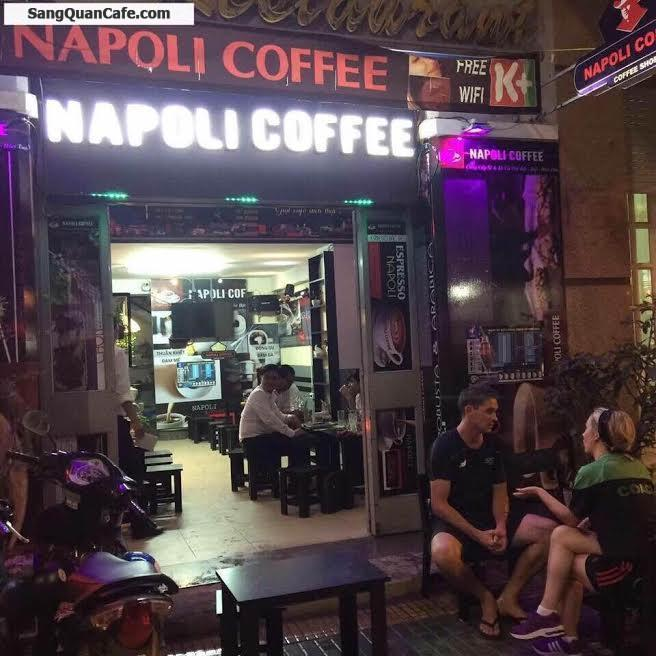Sang gấp quán Cafe NAPOLI quận Phú Nhuận