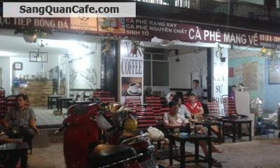 Cần sang gấp quán cafe chung cư Ngô Gia Tự