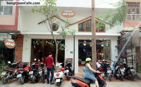 Cần sang gấp quán cafe COFFEE RQ quận Tân Phú