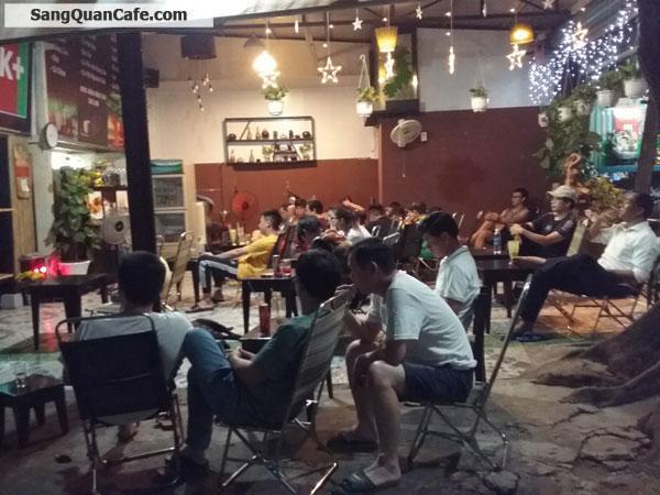Cần sang gấp quán cafe Cư Xá Thanh Đa