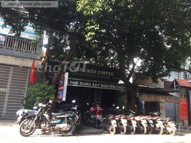 Cần sang gấp quán Cafe đông khách Quận Gò Vấp