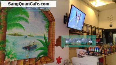 Cần sang gấp quán cafe đường Điện Biên Phủ
