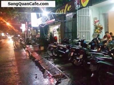 cần sang gấp quán cafe đường Nguyễn Văn Công