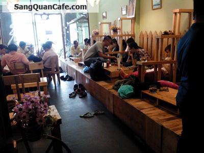 cần sang gấp quán cafe đường Phổ Quang